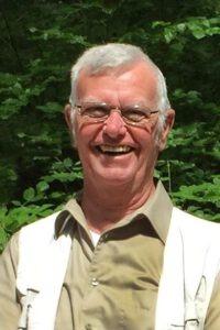 Dieter Rehm, verstorben am 3. Juli 2018, im Alter von 76 Jahren